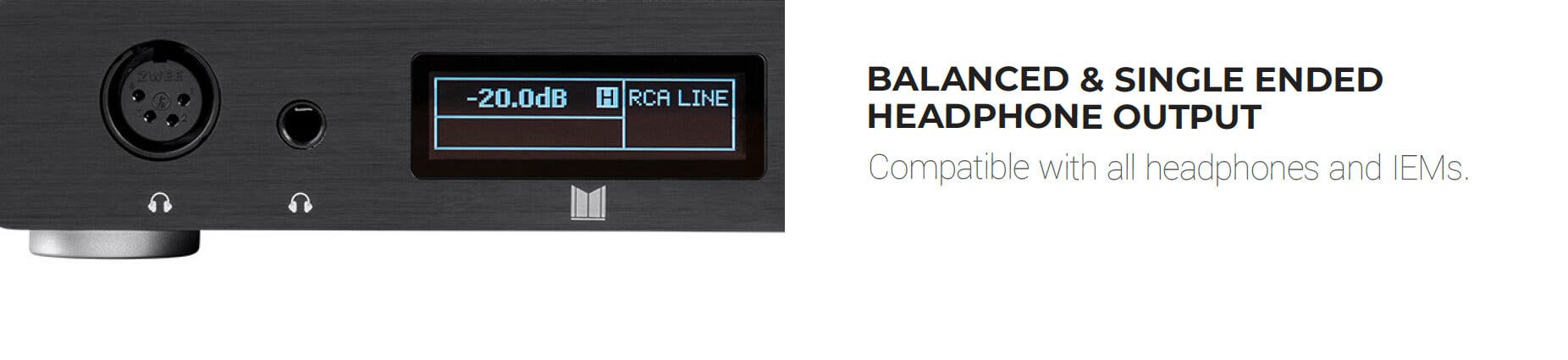 Monolith Headphone Amplifier