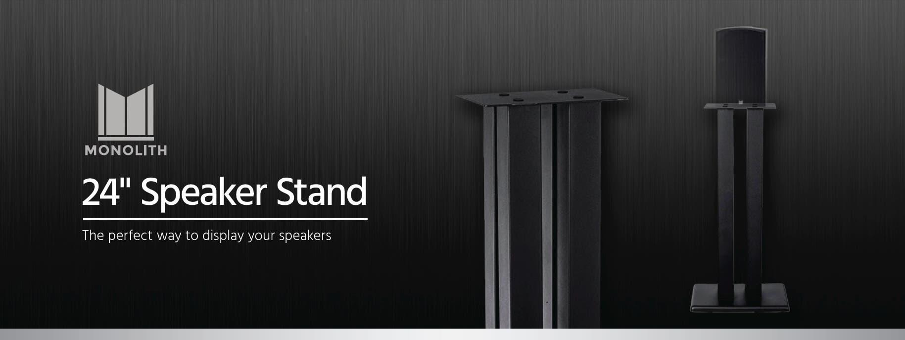 24-inch Speaker Stand