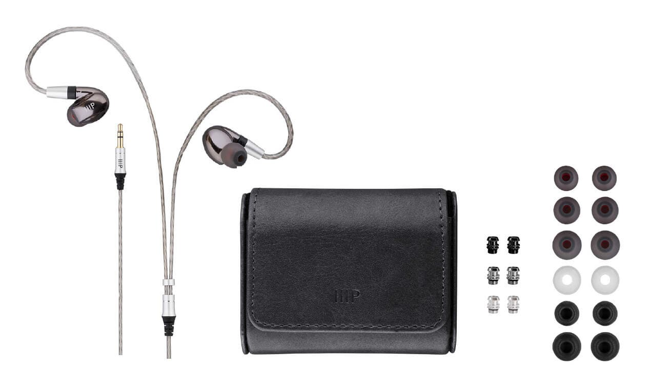 MP80 Earphones