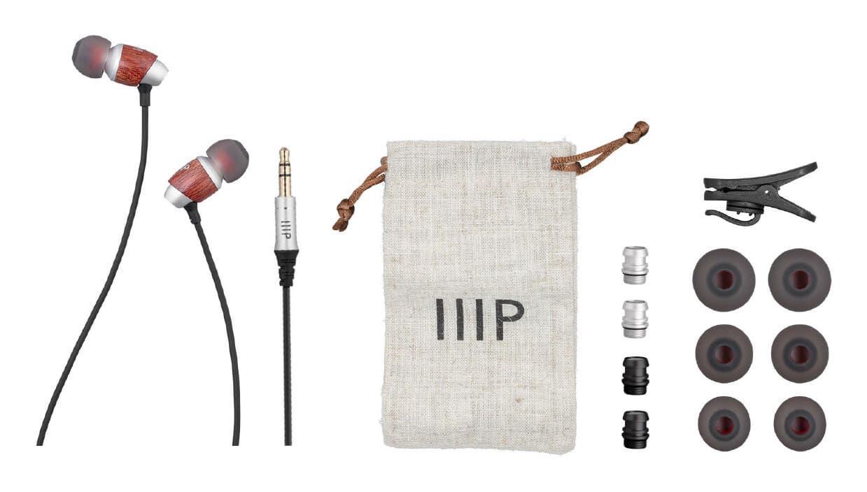 MP30 Earphones