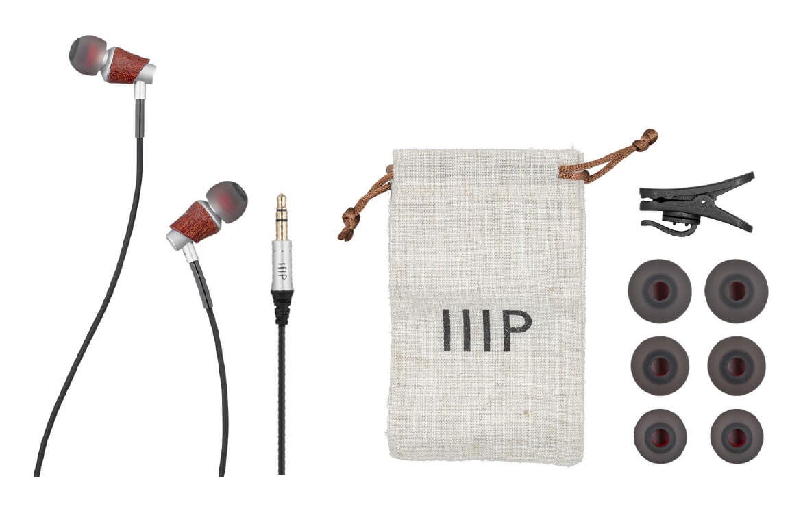 MP20 Earphones