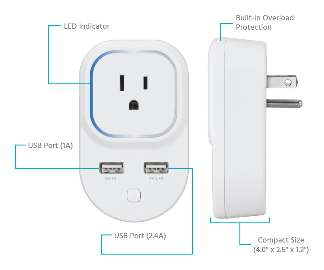 Smart Plug and Repeater