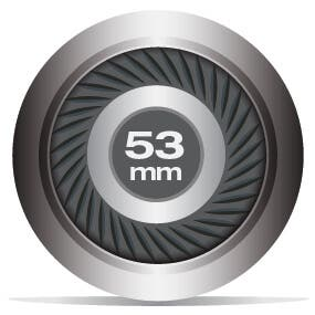 53mm Driver
