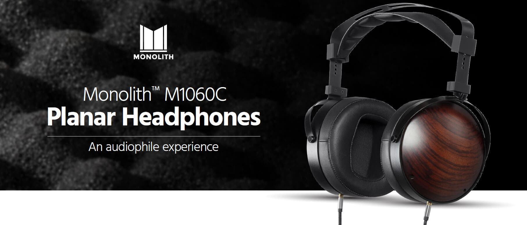 Monolith by Monoprice M1060C Over Ear Closed Back Planar