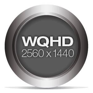 WQHD Resolution
