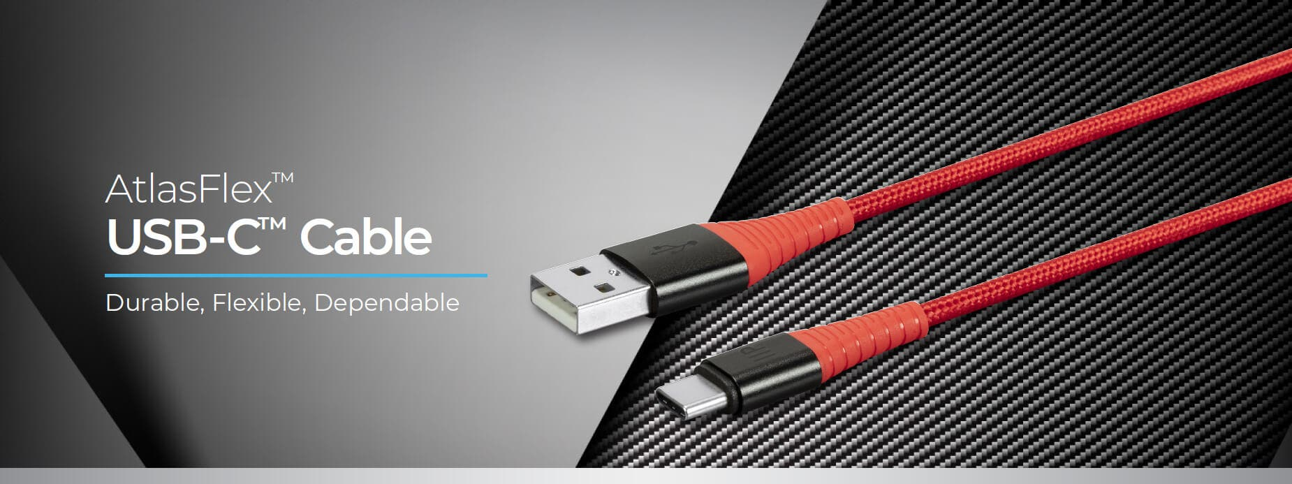 AtlasFlex USB-C Cable