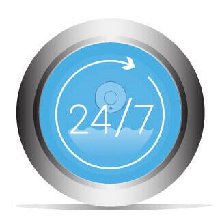 24/7 Remote Monitoring