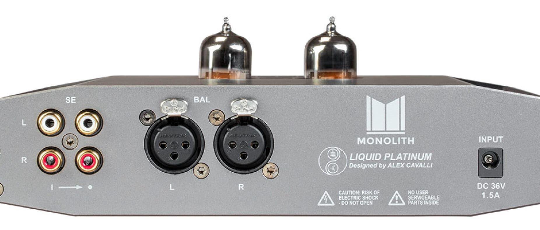 Monolith by Monoprice Liquid Platinum Balanced Headphone