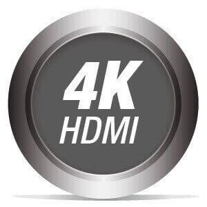 4K@30Hz HDMI