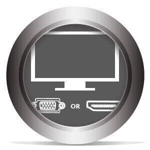 HDMI or VGA