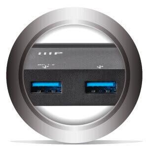 2 USB 3.0 Ports