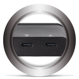 2 USB-C Ports