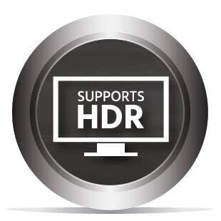 Prend en charge le HDR