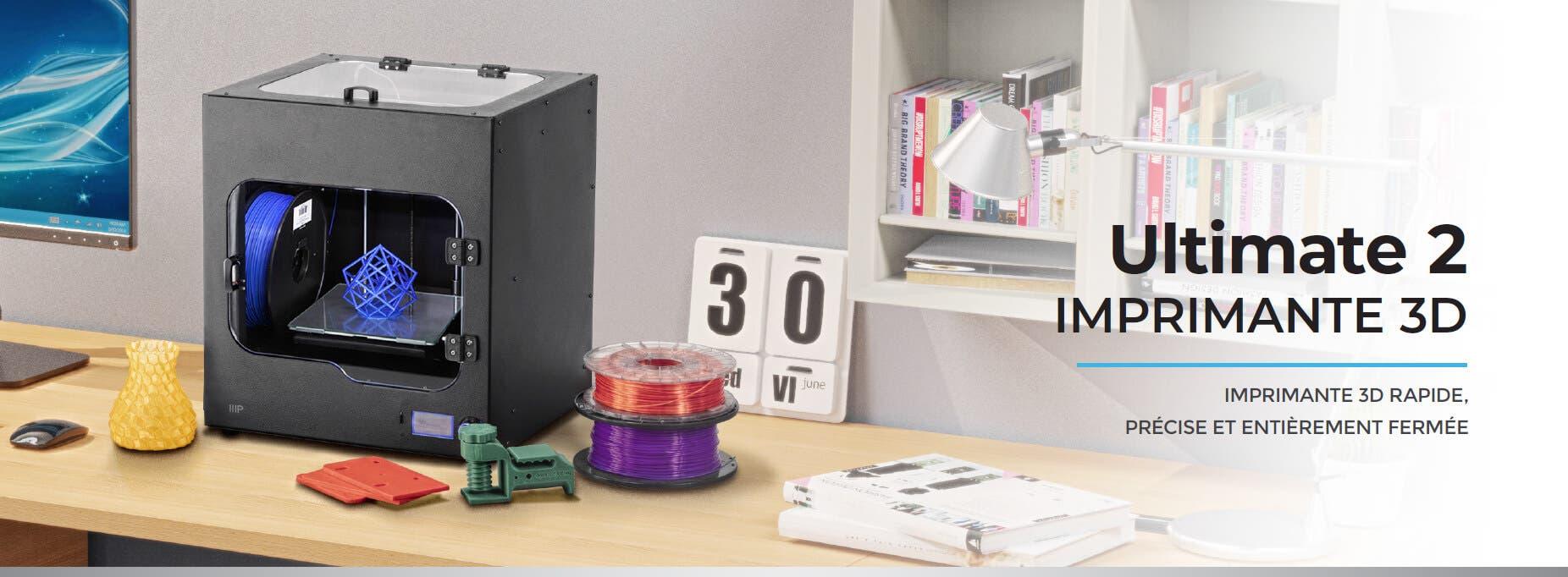 Ultimate 2 3D Printer
