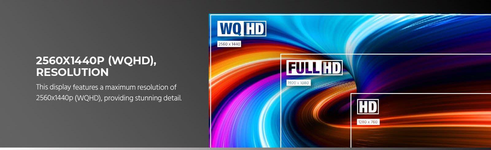 WQHD Monitor