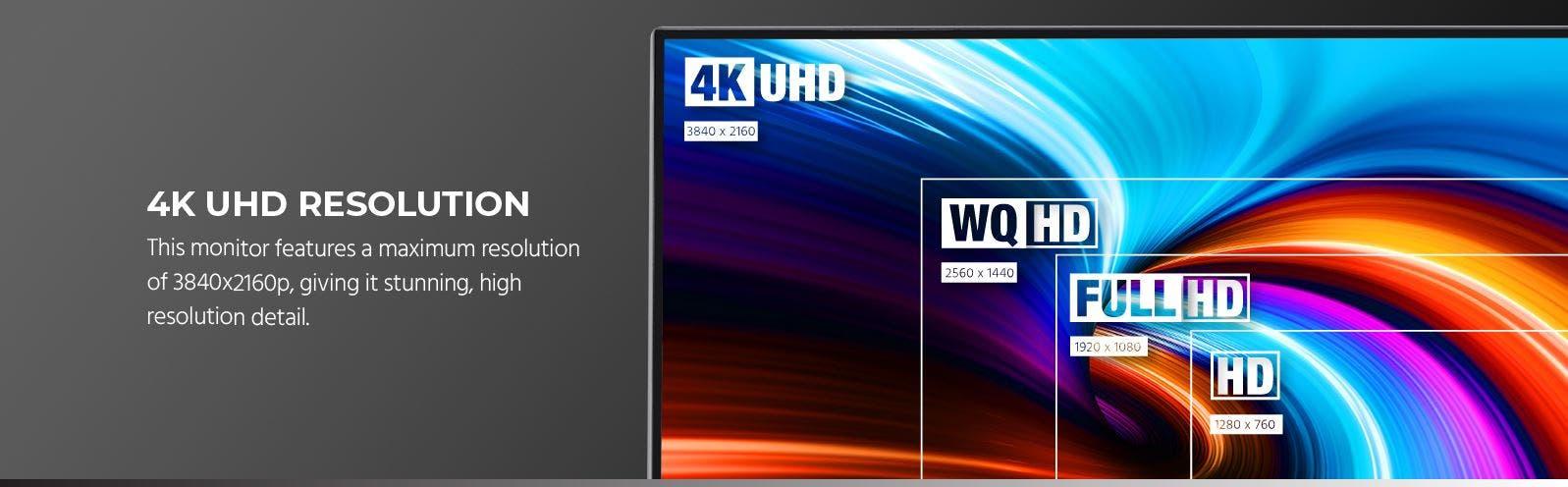 4K UHD Monitor