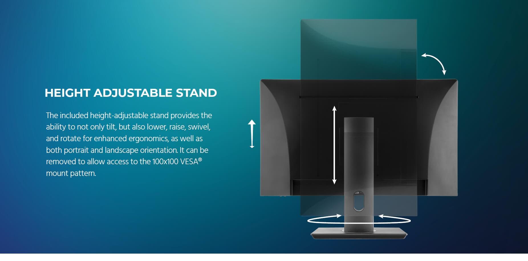 27-inch Vivid Monitor