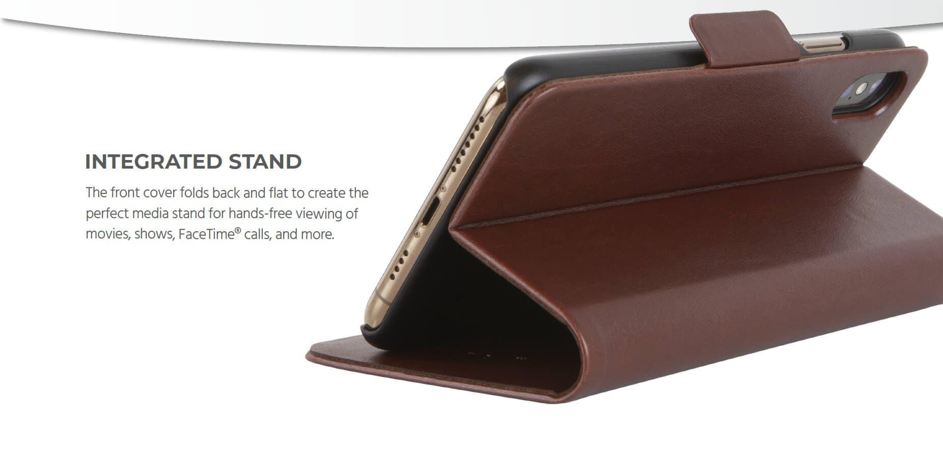 Vegan Leather Wallet Case