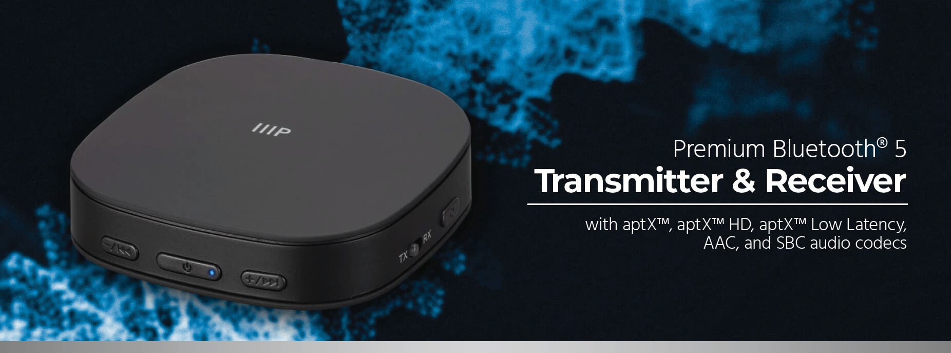 Bluetooth 5 Transmitter & Receiver