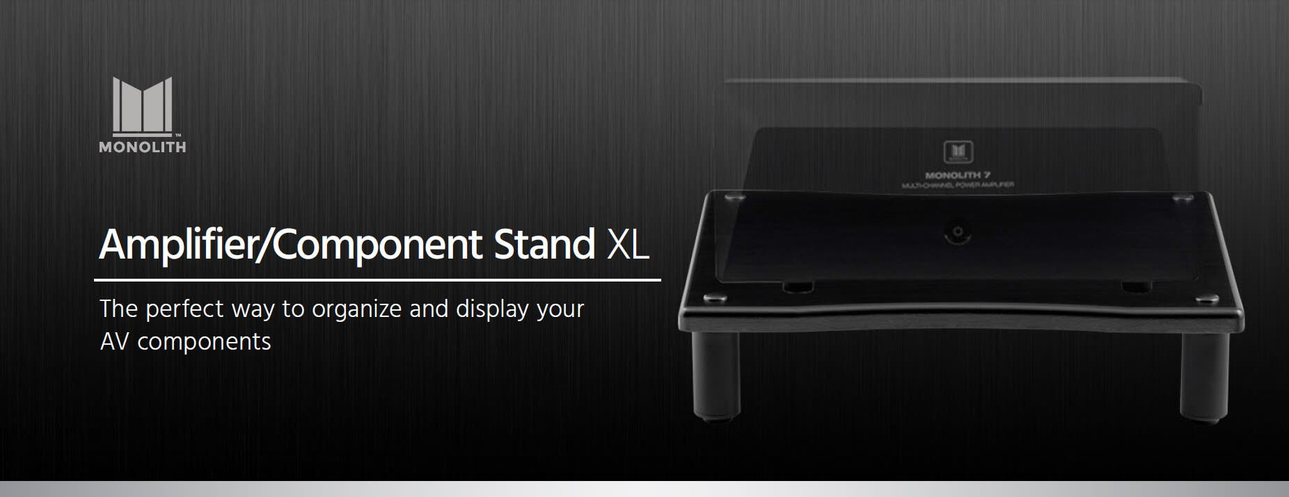 Audio/Component Stand XL