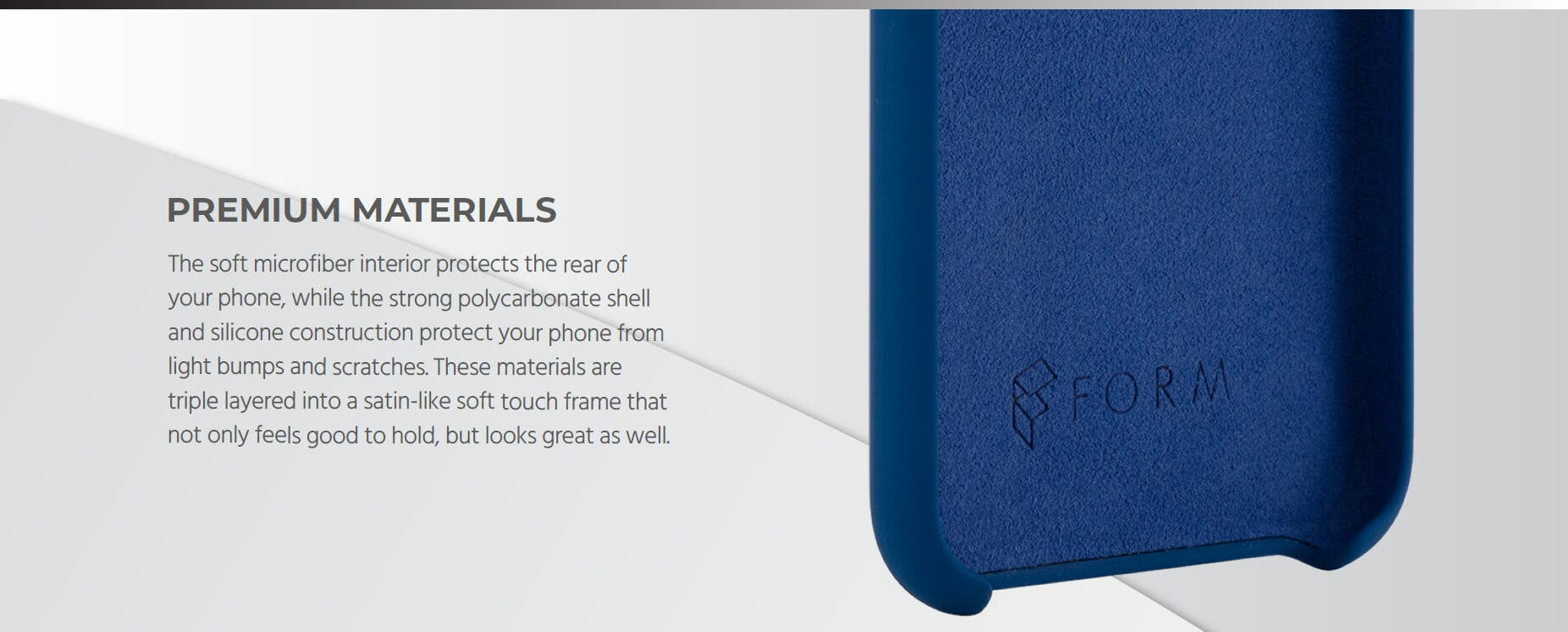 Soft Touch Case