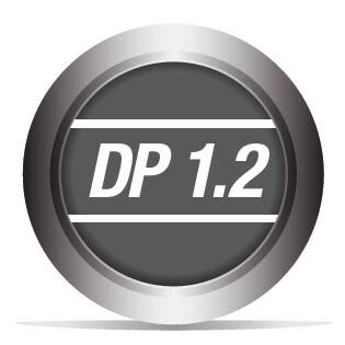 DisplayPort 1.2 Compliant