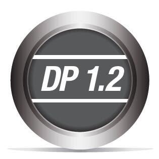DisplayPort 1.2 Compliant