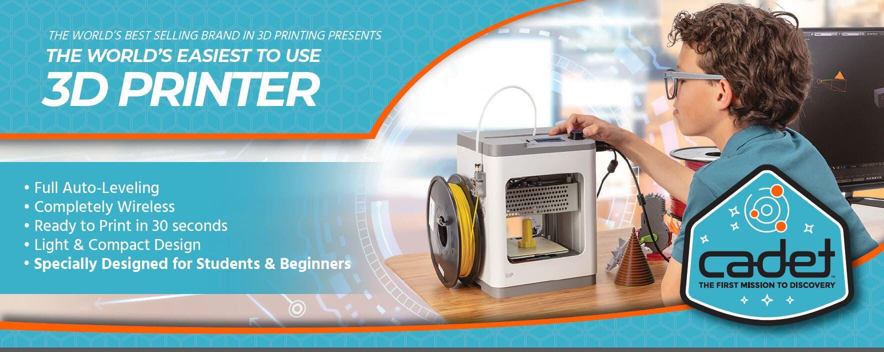 Cadet 3D Printer