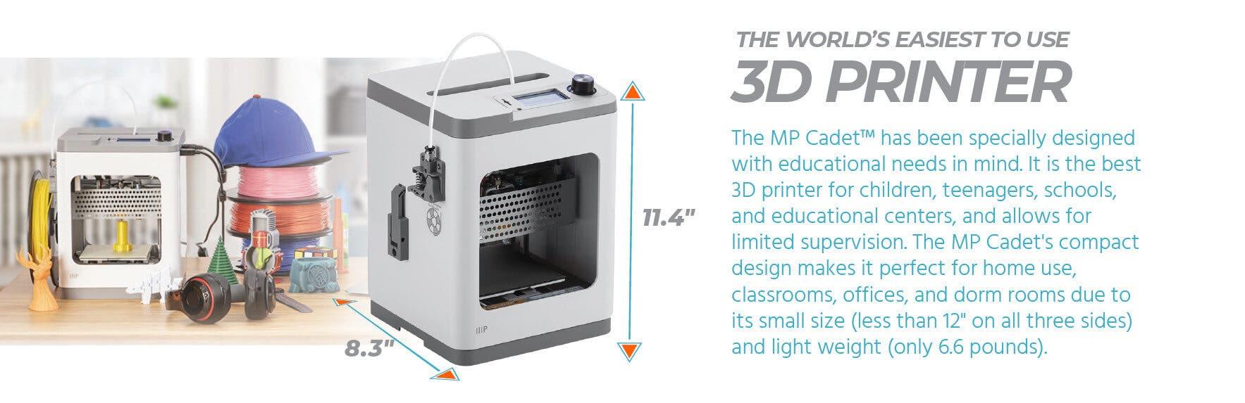Imprimante Cadet 3D
