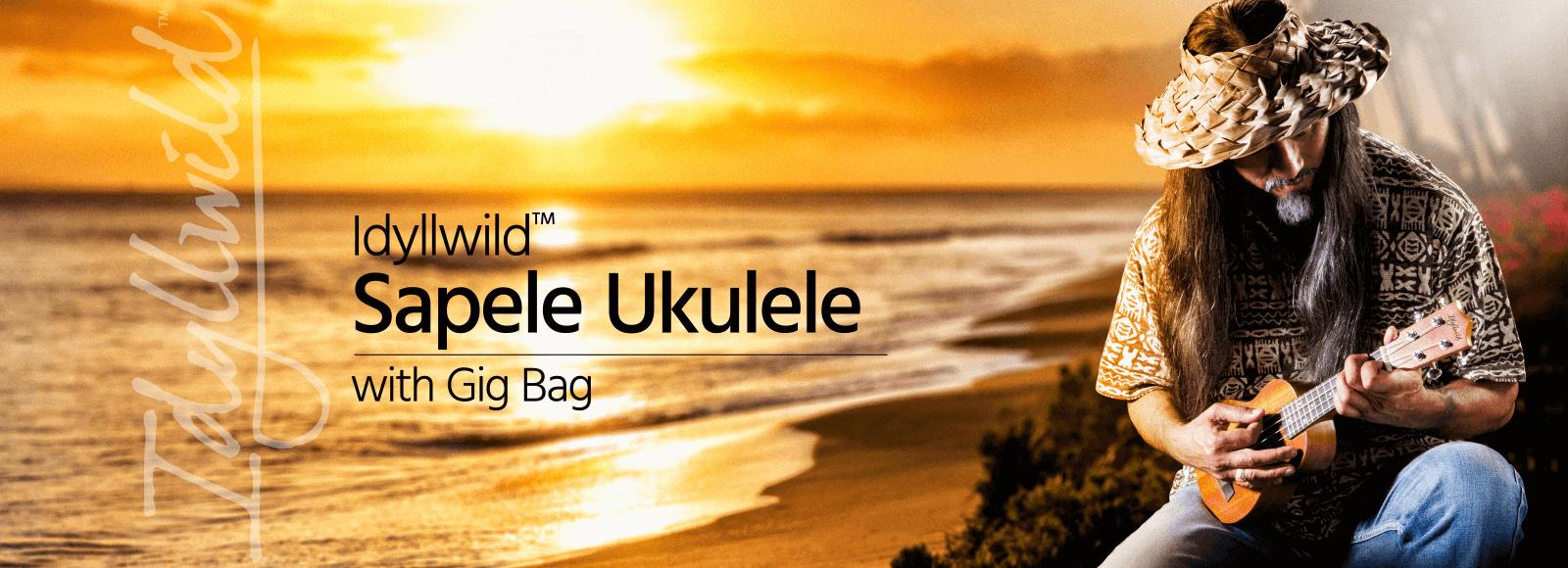 Idyllwild Sapele Ululele