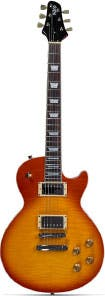Indio Cali 66 Flamed Maple Top Electric Guitar