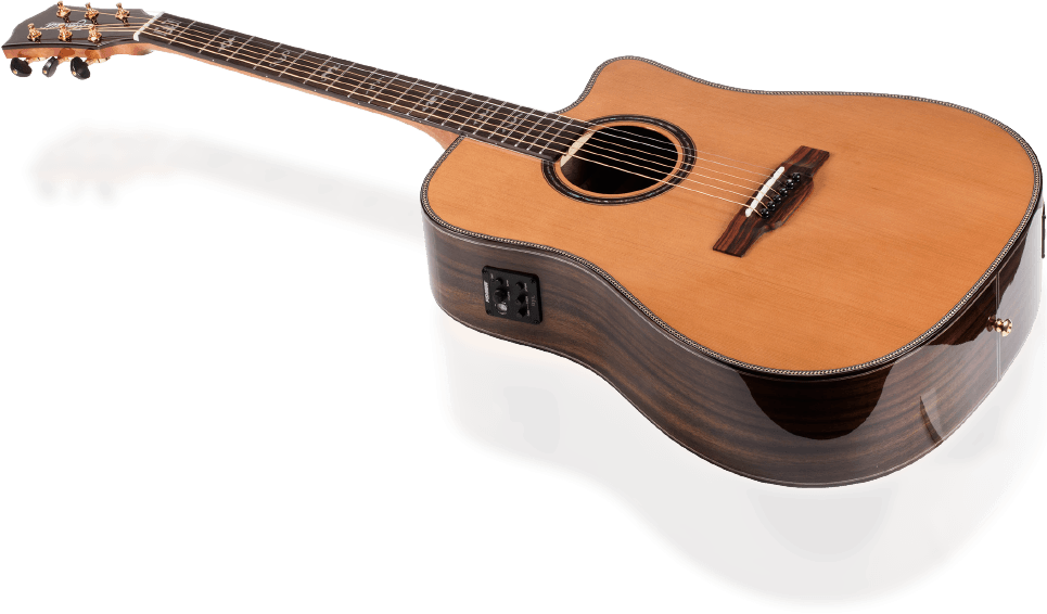 Idyllwild Cedar Acoustic-Electric Guitar