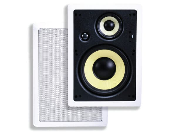 Caliber In-Wall Speakers