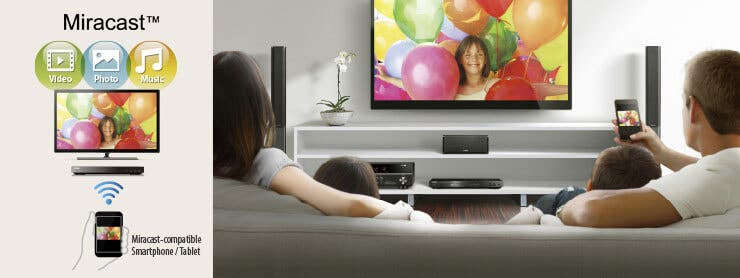 Miracast Compatibility