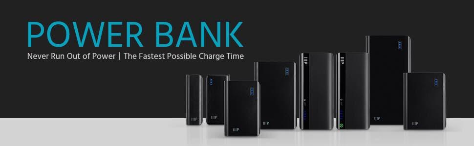 Monoprice Select Power Banks