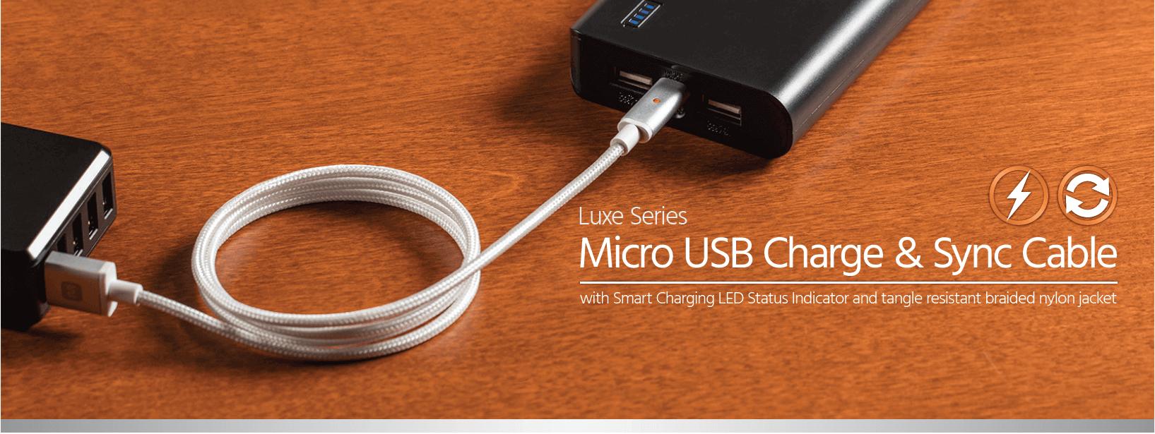 Luxe Micro USB