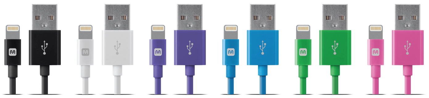 Select Lightning Cables